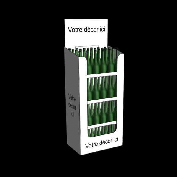 Box Palette personnalisé